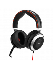 Jabra Evolve 80 MS set forfra