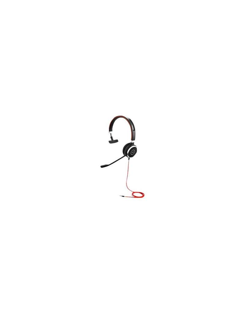 Jabra Evolve 40 Mono - 3.5mm jack