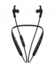 Jabra Evolve 65e er et trådløst in-ear headset